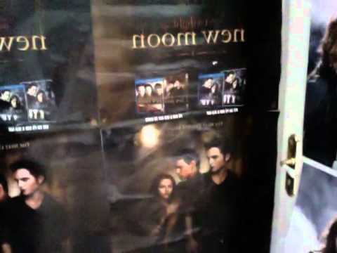 Twilight poster video