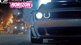 Nonton Fast and Furious 8 Dom's Hellcat Build Forza Horizon 3 Film Subtitle Indonesia Streaming Movie Download