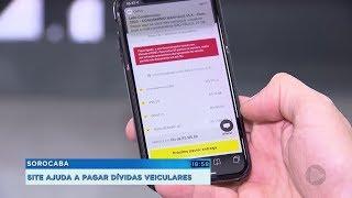 Site criado por empresa de Sorocaba facilita o pagamento de dívidas com veículos