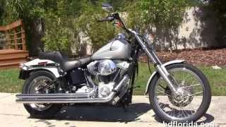 6. Used 2004 Harley Davidson Softail Motorcycles for sale