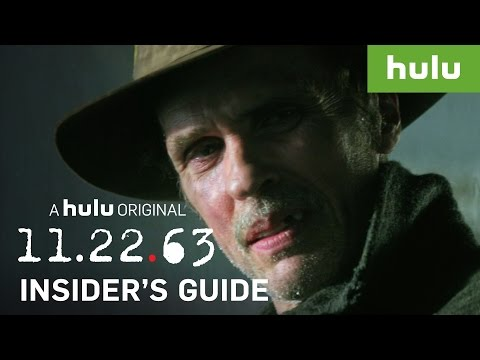 An Insider's Guide to 11.22.63 — Part 7 • 11.22.63 on Hulu