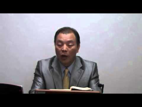 창세기영해설교23장1-7