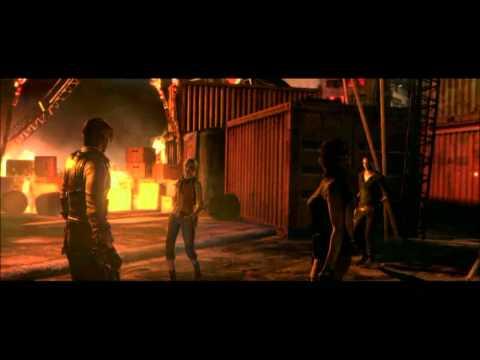 Resident Evil 6 in arabic | رزدنت إيفل 6 جميع مشاهد جايك ميولر مترجمة عربي