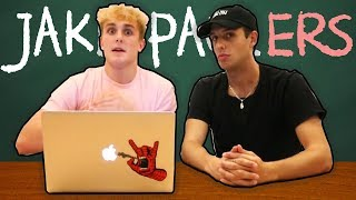 Video Jake Paul Corrects Our Grammar MP3, 3GP, MP4, WEBM, AVI, FLV Juli 2018