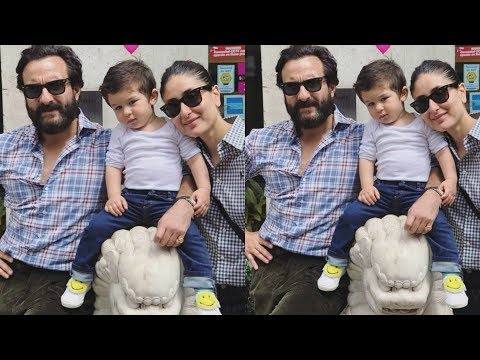 Taimur Ali Khan Makes Kareena Kapoor And Saif Ali Khan's 6th Wedding Anniversary Very Special