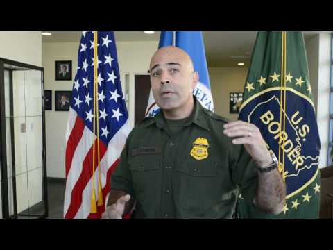 Border Patrol holds mock active shooter drill