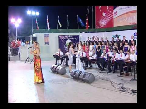 23. İnegöl Belediyesi Uluslararası Kültür Sanat Festivali Tuğçe Kala Konseri