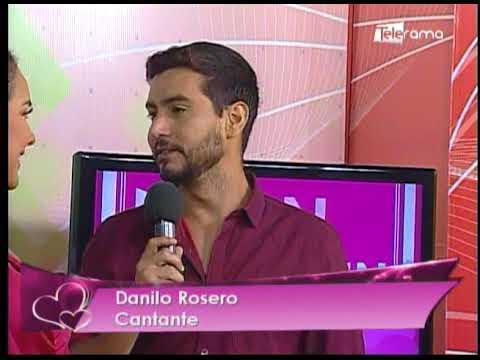 Danilo Rosero Cantante