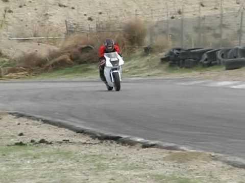 Honda NSR 50 MiniGP Bike