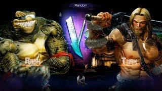 Killer Instinct - Fight 24 - Rash(Holder) vs Tusk(Challenger)