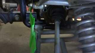 10. DIY ATV Differential Seal Replacement
