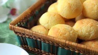 Pão de queijo : petits pains au fromage