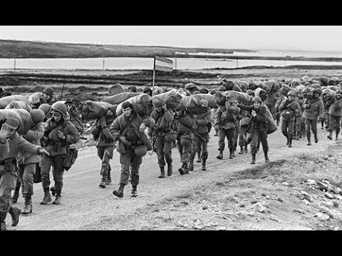 Falklandkrieg: Dokumentation @ Kampf um Falkland
