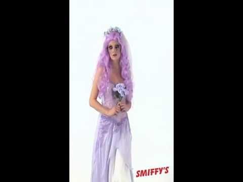 Déguisement de mariée fantôme