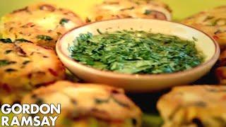 Spiced Tuna Fishcakes - Gordon Ramsay