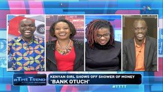 Video TTTT: Kenyan girl takes a dip in bathtub full of money then posts it online MP3, 3GP, MP4, WEBM, AVI, FLV Oktober 2018