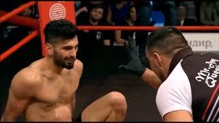 16 letni kickboxer miażdży profesjonalnego zawodnika MMA