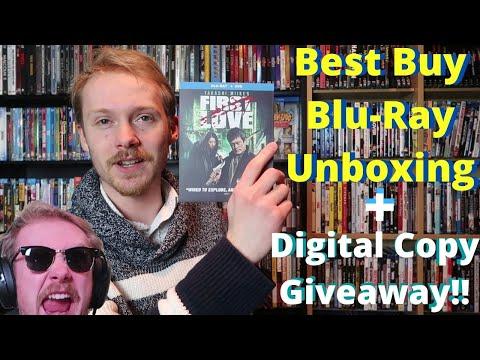 Best Buy Rewards Blu-Ray Haul & Unboxing