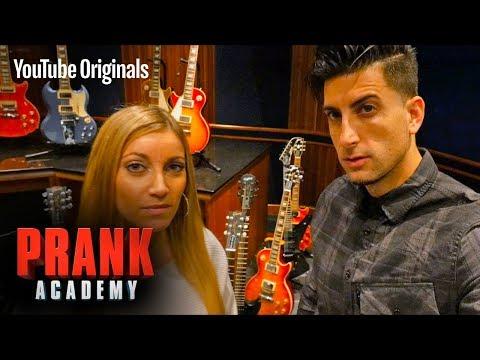 STOLEN SONG LYRICS PRANK!!! | Prank Academy | Episode 2