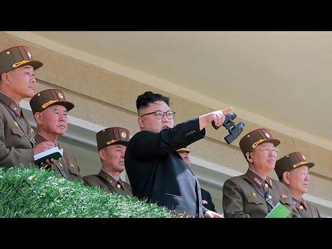 Κλιμακώνεται η ένταση στην περιοχή γύρω από την Κορεατική Χερσόνησο