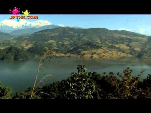 Manoj Gurung- बेगनास तालको पानी