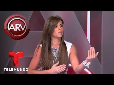 Gaby Espino revela cómo recuperó su figura después del embarazo   Al Rojo Vivo   Telemundo