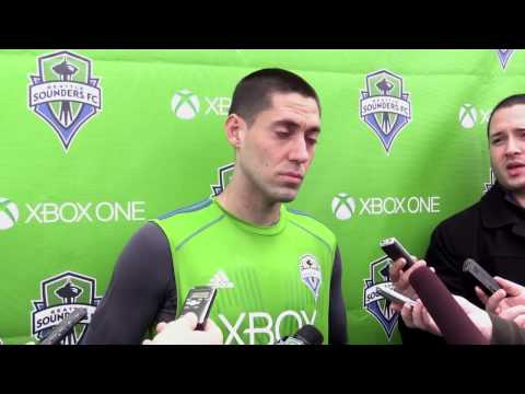 Video: Interview: Clint Dempsey on Returning to Seattle