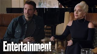 Video Bradley Cooper And Lady Gaga's Journey To Reinvent 'A Star Is Born' | Entertainment Weekly MP3, 3GP, MP4, WEBM, AVI, FLV April 2019