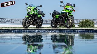 10. 2018 Kawasaki Z900RS CAFE First Look Preview Video