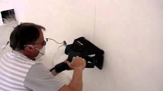 Видео   03 резка штроборезом без пылесоса