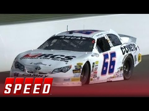 Austin Theriault Wins - Michigan - 2014 ARCA Series