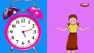 Pebbles present, Ghadyalat Vajle Ek Marathi Song For Kids. घड्याळ मराठी कविता , Marathi Rhymes For Kids, Nursery...