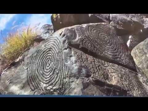 Escrito en Piedra (Grabados y pinturas rupestre)