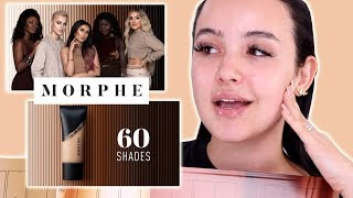 I WAS IN THE MORPHE FLUIDITY CAMPAIGN: WHAT REALLY HAPPENED &  DO I ACTUALLY LIKE THE FOUNDATION?!
