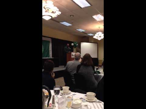 Gerald Harris HOF Dinner Part 2