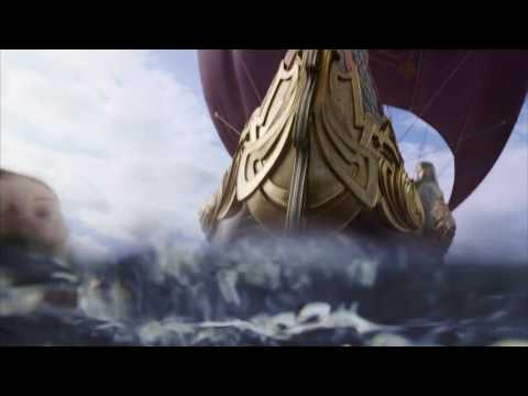 """""""Narnia In The Painting""""-The Chronicles of Narnia The Voyage of the Dawn Treader 2010 1080p"""