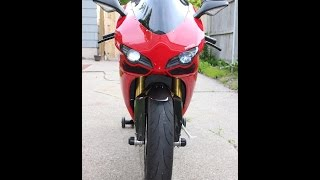 5. 2008 Ducati 848 Review (Quick)