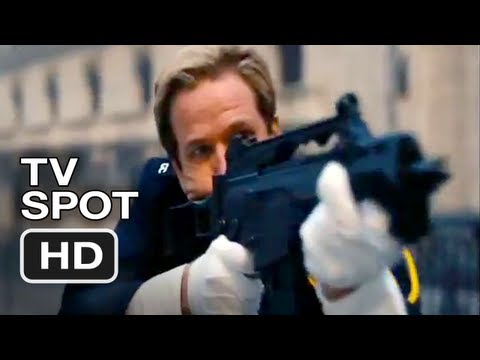 The Dark Knight Rises International TV Spot #2 (2012) Batman Movie HD Video