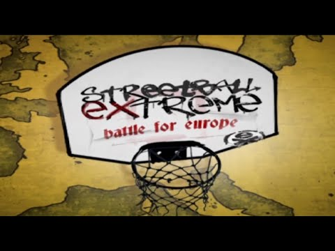 CONMAN TV SERIES | STREETBALL EXTREME THE BATTLE FOR EUROPE | EP 6
