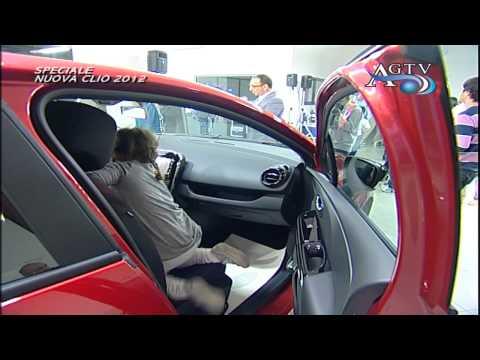 Speciale Nuova Clio 2012 News AgrigentoTv