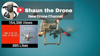 DJI Phantom 3 Standard Point of Interest. A brief demo of the Point of Interest. To me, this is going to be very useful for my...