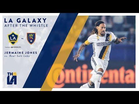 Video: Jermaine Jones on 1-1 draw with Real Salt Lake: