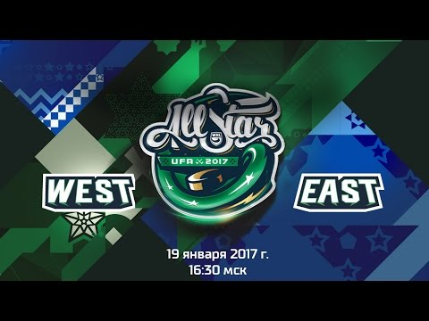 2017 WHL All-Star Game / Матч звезд ЖХЛ 2017 (видео)