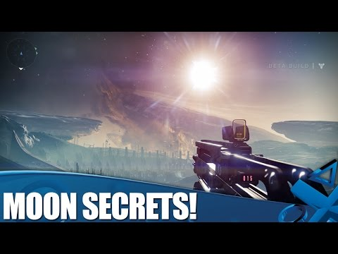 see - A look at the huge underground area on the Moon from the Destiny Beta. If you followed the Moon mission during the Beta you won't have seen this huge Hive complex featuring tons of Knights,...