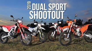 9. 2019 Dual Sport Shootout - Dirt Bike Magazine