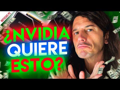 ¿Nvidia MANIPULA el PRECIO de las TARJETAS GRÁFICAS?, RX 6600 y Windows 11 - Noticias PC