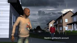 Trayvon Martin death: latest reconstruction (3/27/2012) - YouTube