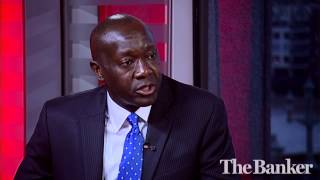 Amara Konneh, Minister Of Finance, Liberia - Interview