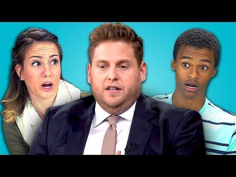 Teens React to Jonah Hill Controversy