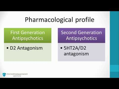 Neuroleptics vs atypical antipsychotics Part 1